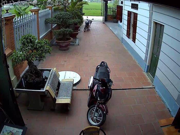 Lắp camera tại nhà riêng Bình Dương