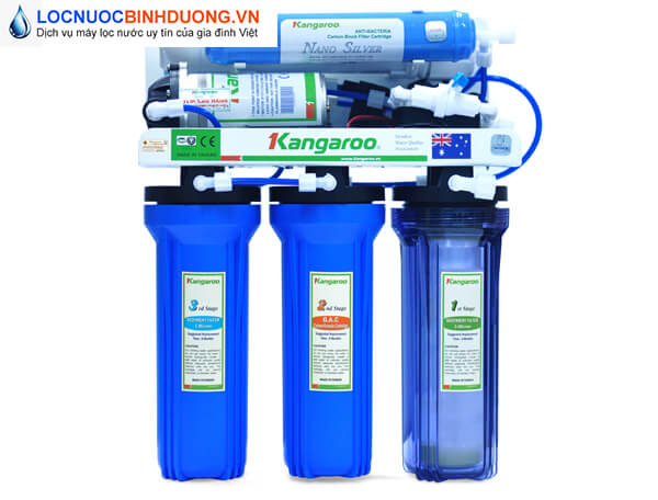 Cách xử lý máy lọc nước bị nổi bọt khí
