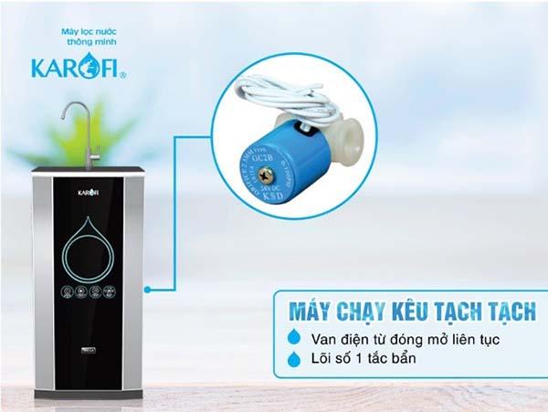 Các bệnh thường gặp của máy lọc nước