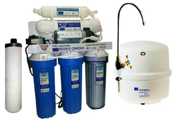 Cách tự sửa máy lọc nước tại nhà đơn giản