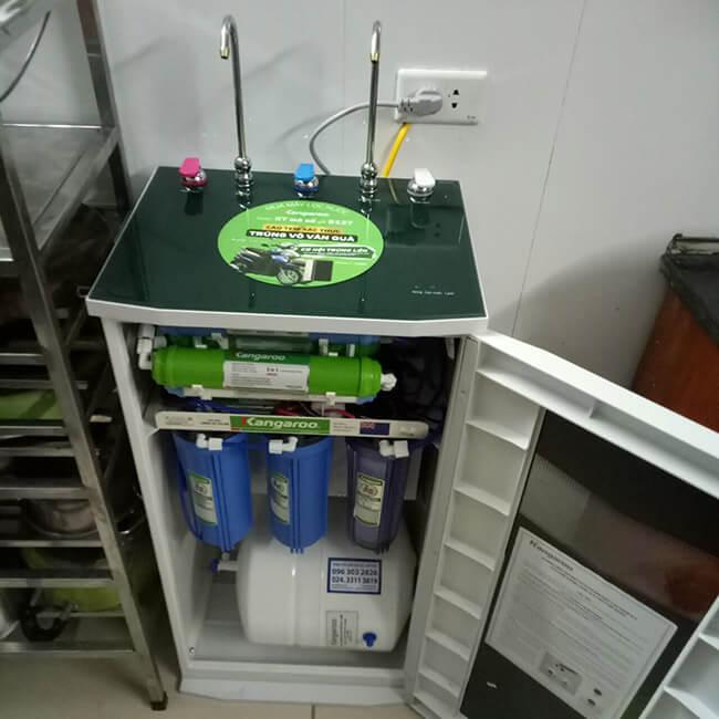 Cung cấp và lắp đặt máy lọc nước tại Bình Dương