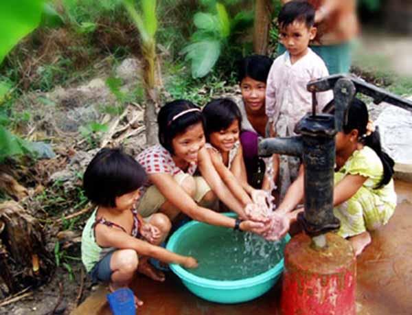 Thực trạng nước sinh hoạt