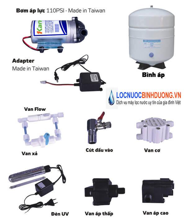 Sửa máy lọc nước giá rẻ tại Thủ Dầu Một