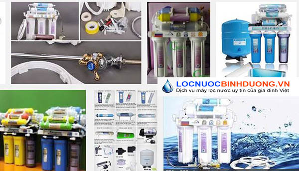 Sửa chữa máy lọc nước kcn Bình Đường