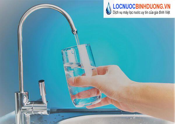 Sửa máy lọc nước lấy ngay tại Tân Uyên