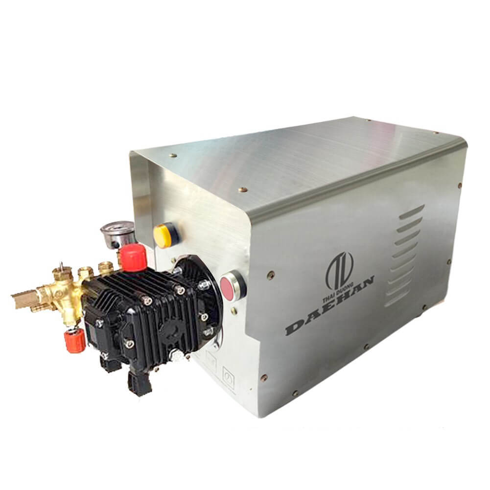 Lắp đặt hệ thống phun sương cao áp bằng ống đồng giá rẻ