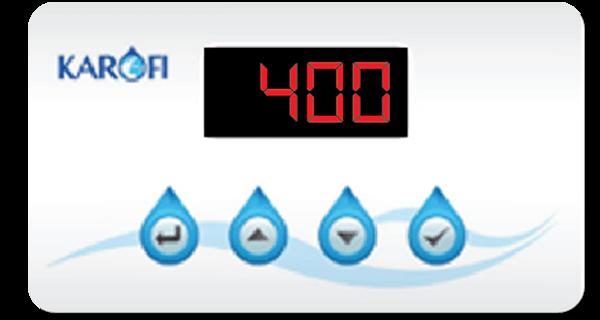 Hình 1: Bộ vi mạch máy lọc nước karofi iRO 1.1