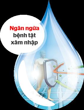 tác dụng ưu việt của máy lọc nước Sunhouse