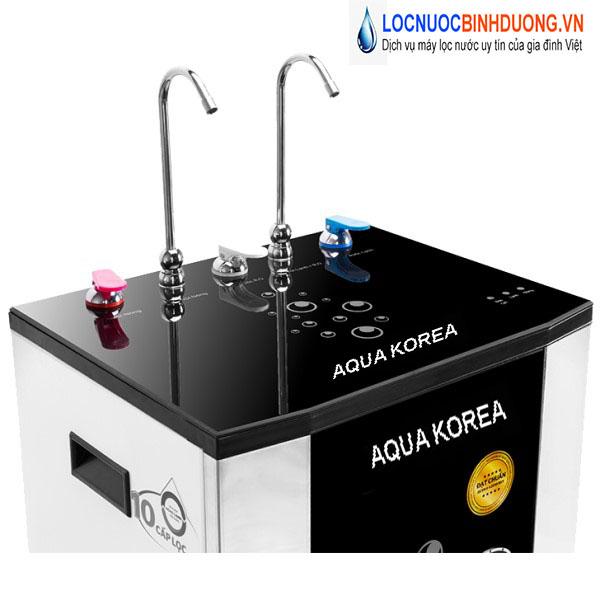 Máy lọc nước nóng lạnh 2 vòi AQUA KOREA