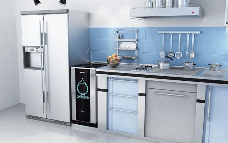 3 Quy tắc cho một căn bếp văn minh và tiện lợi