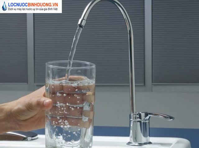 Phương pháp xử lý khi máy lọc nước bị nổi bọt khí