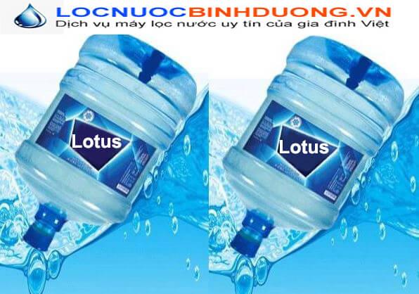Đại lý nước uống đóng bình tại Bình Dương