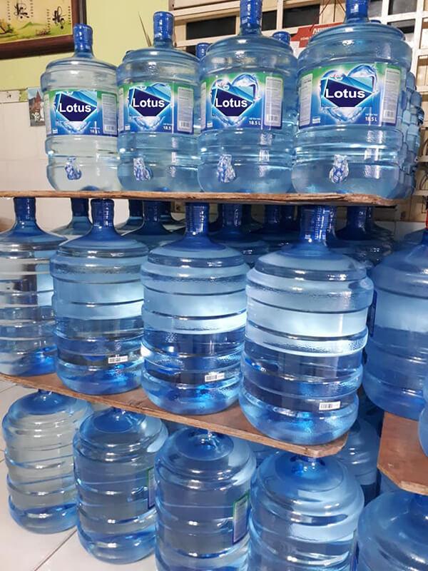 Sản xuất và phân phối bình nước tinh khiết 20L tại Thủ Dầu Một