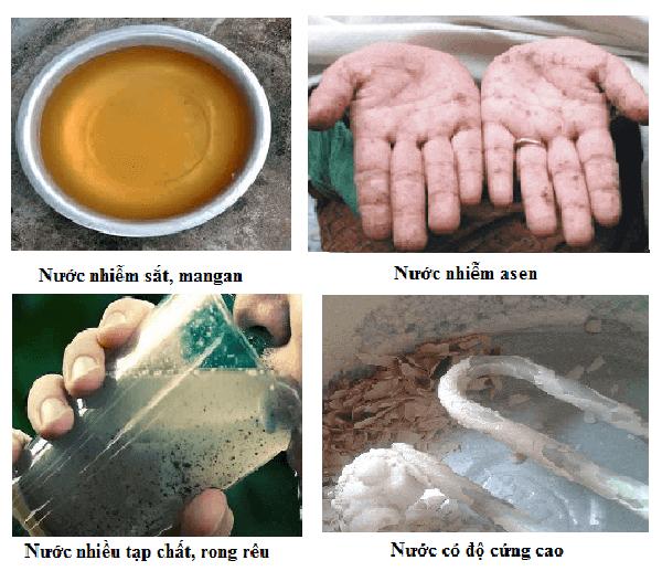 Cách kiểm tra nước sinh hoạt có sạch không
