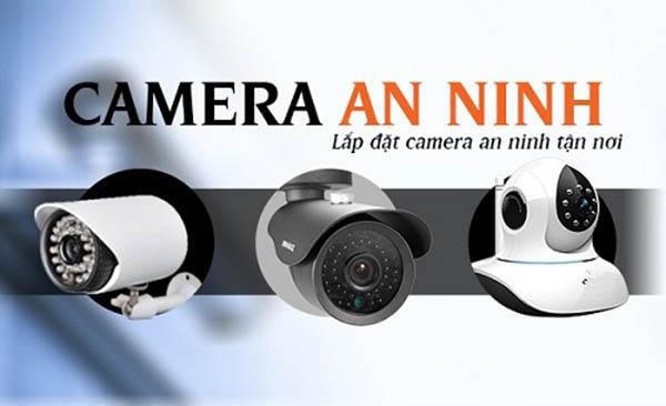 Lắp đặt camera tại Thuận An