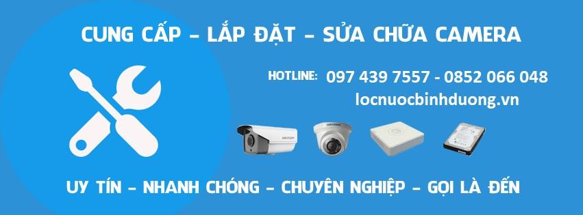 Lắp camera tại khu công nghiệp Việt Hương