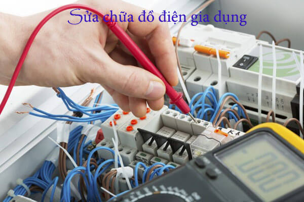 Sửa chữa đồ điện gia dụng
