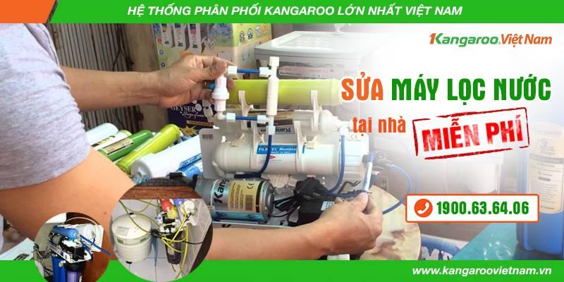Sửa máy lọc nước tại Bàu Bàng