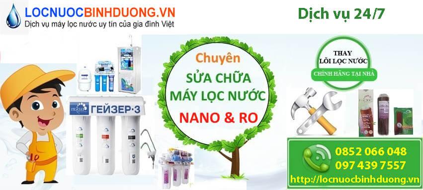 Sửa máy lọc nước tại kcn Việt Hương