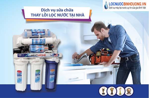 Sửa máy lọc nước tại Phường Bình Thắng