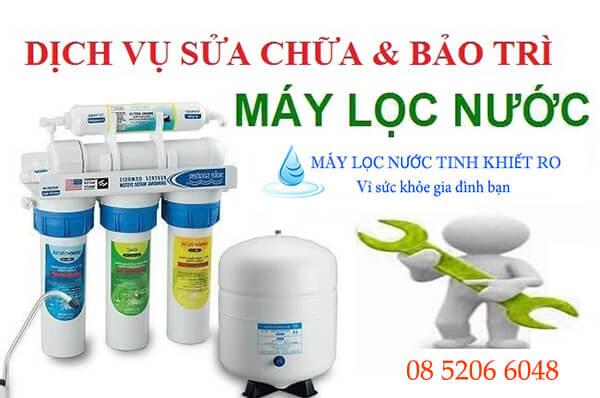 Sửa máy lọc nước tại Thuận Giao