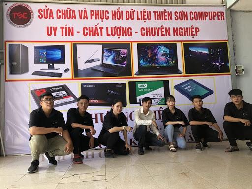 Sửa máy tính tại nhà Tân Uyên