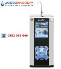 Máy lọc nước RO Karofi KSI80-A 8 lõi